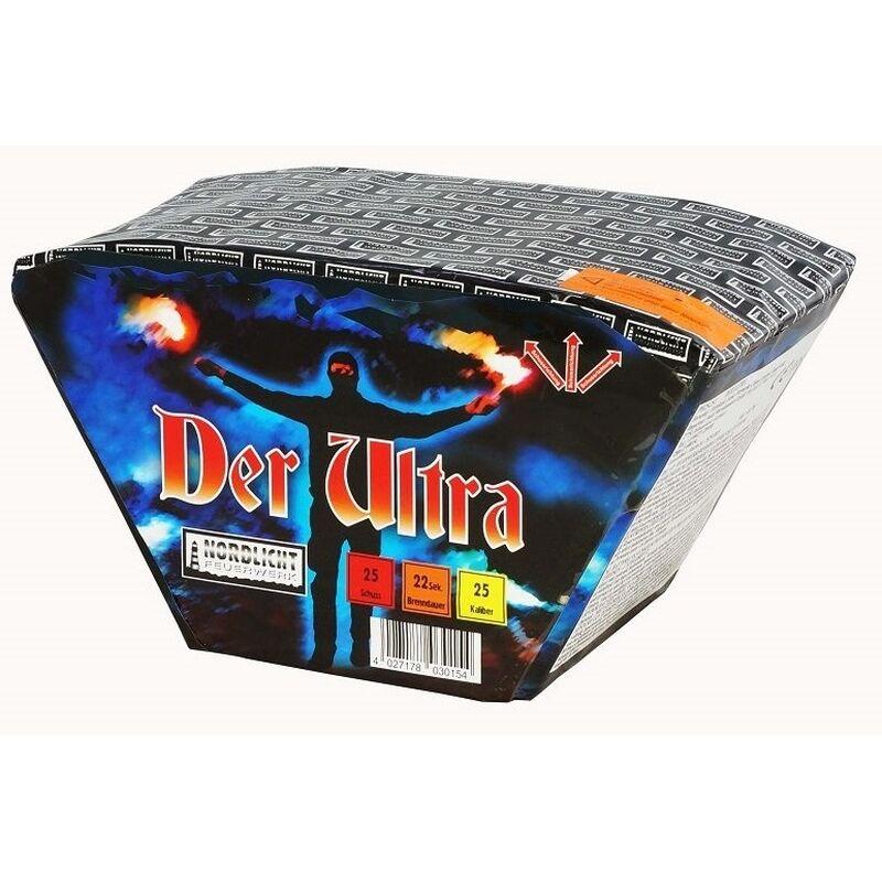 Jetzt Der Ultra 25-Schuss-Feuerwerk-Batterie ab 25.49€ bestellen