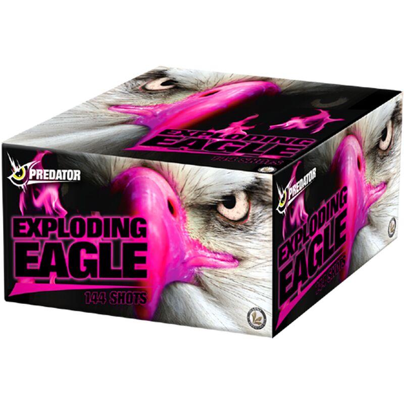 Jetzt Exploding Eagle 144-Schuss-Feuerwerkverbund ab 101.99€ bestellen