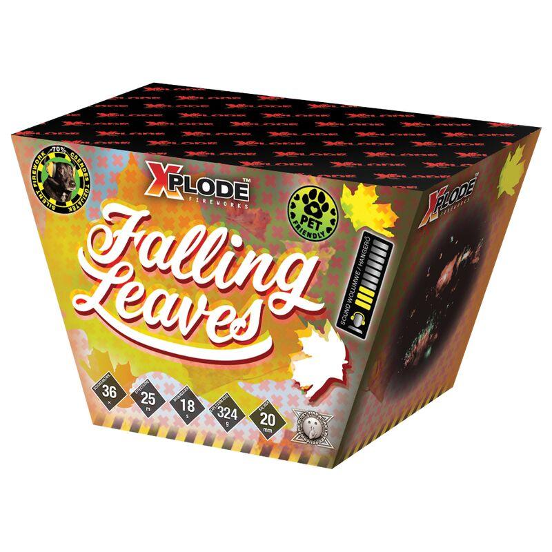 Jetzt Falling Leaves 36-Schuss-Feuerwerk ab 16.99€ bestellen