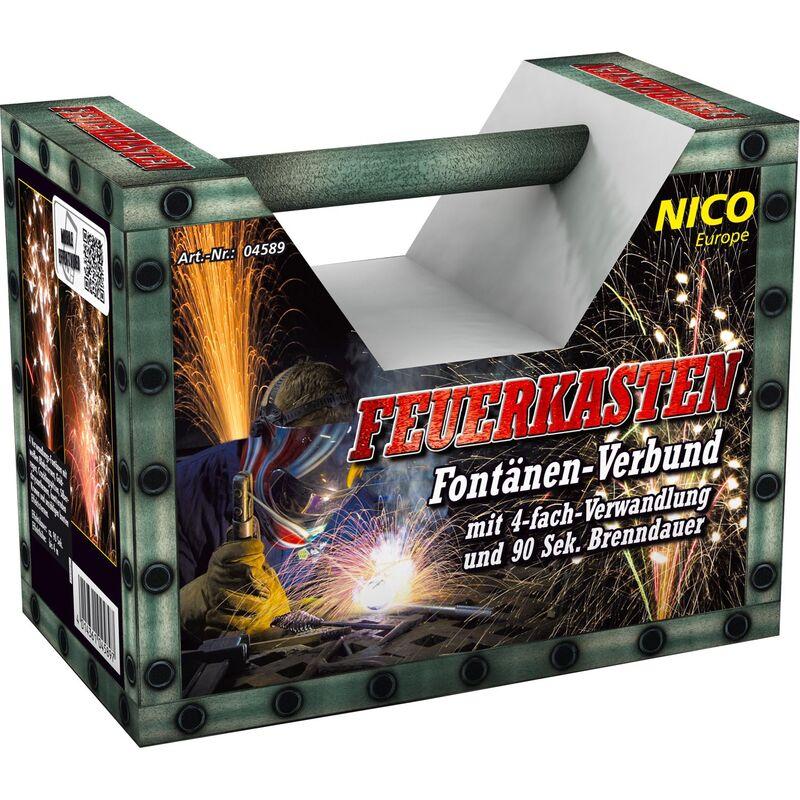 Jetzt Feuerkasten-Föntänen-Batterie ab 9.34€ bestellen