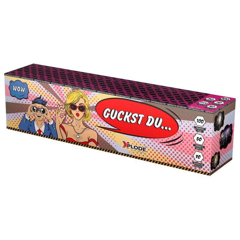 Jetzt Guckst Du... 100-Schuss-Feuerwerkverbund ab 84.99€ bestellen