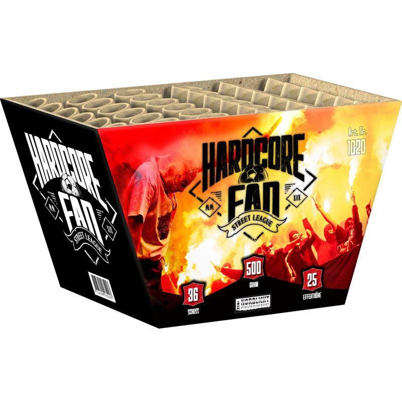 Jetzt Hardcore Fan (blau) 36-Schuss-Feuerwerkbatterie (Stahlkäfig) ab 25.49€ bestellen