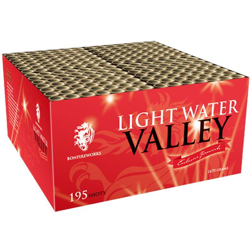 Jetzt Light Water Valley 100-Schuss-Feuerwerkverbund ab 72.24€ bestellen
