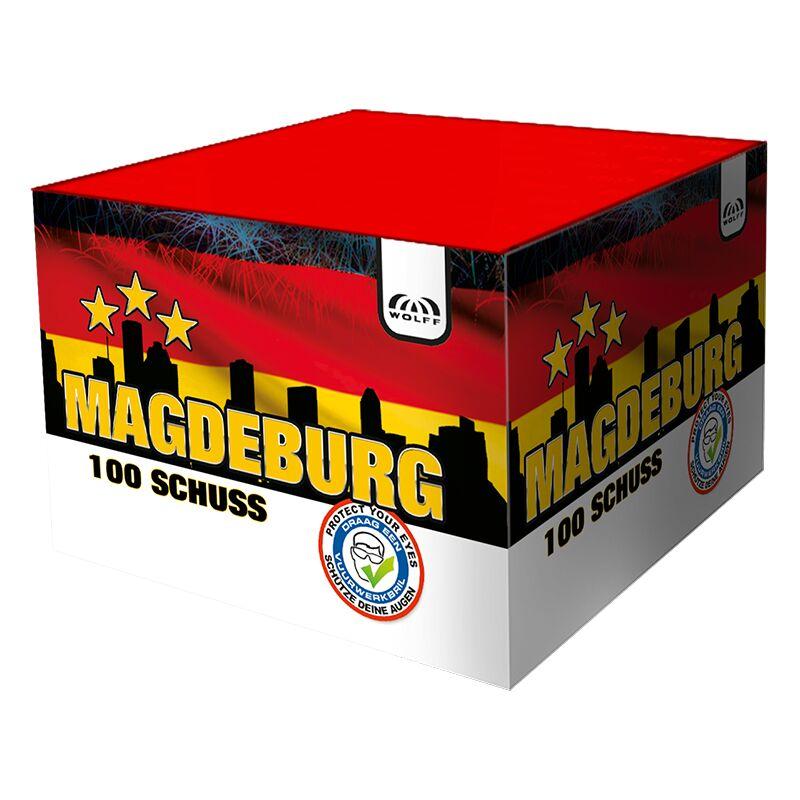 Jetzt Magdeburg 100-Schuss-Leuchtkugelverbund ab 5.09€ bestellen