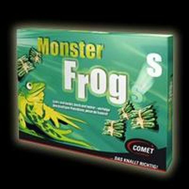 Jetzt Monster Frogs 12 Stück ab 1.99€ bestellen