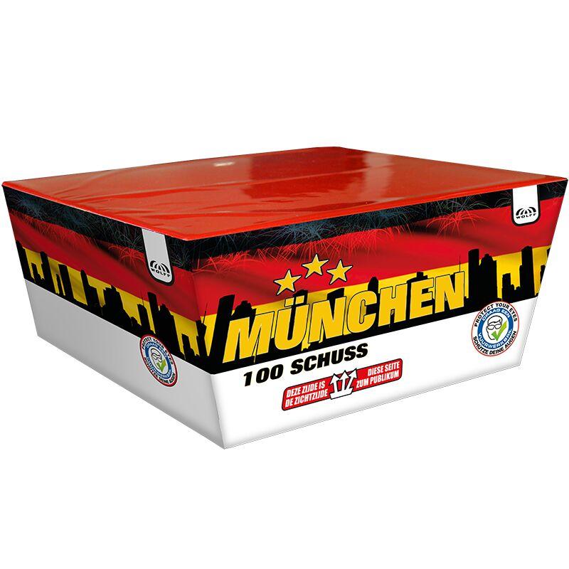 Jetzt München 100-Schuss-Feuerwerk-Batterie ab 39.94€ bestellen