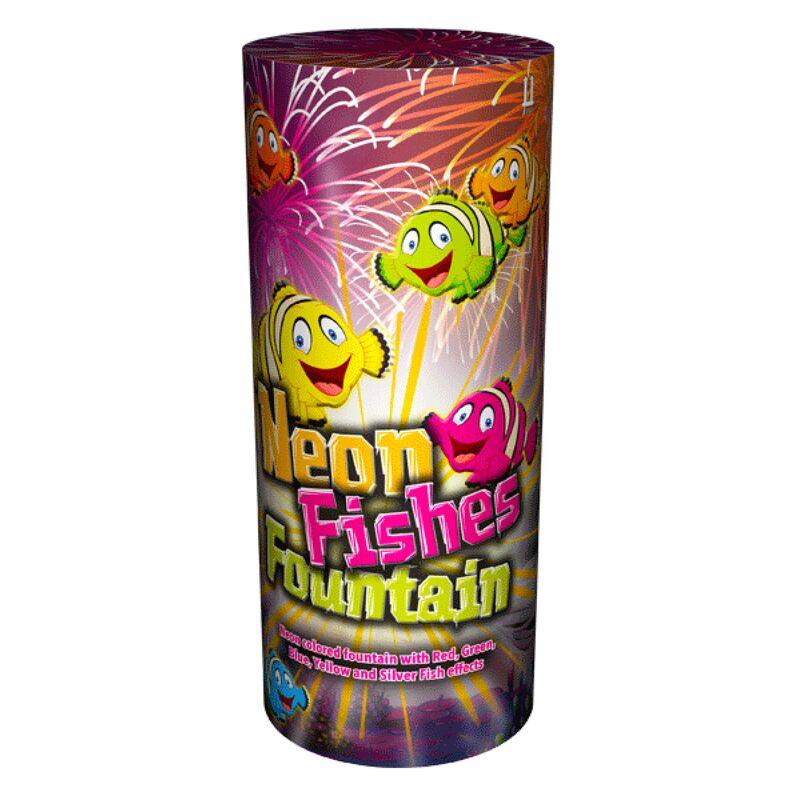Jetzt Neon Fishes Fontäne ab 8.99€ bestellen