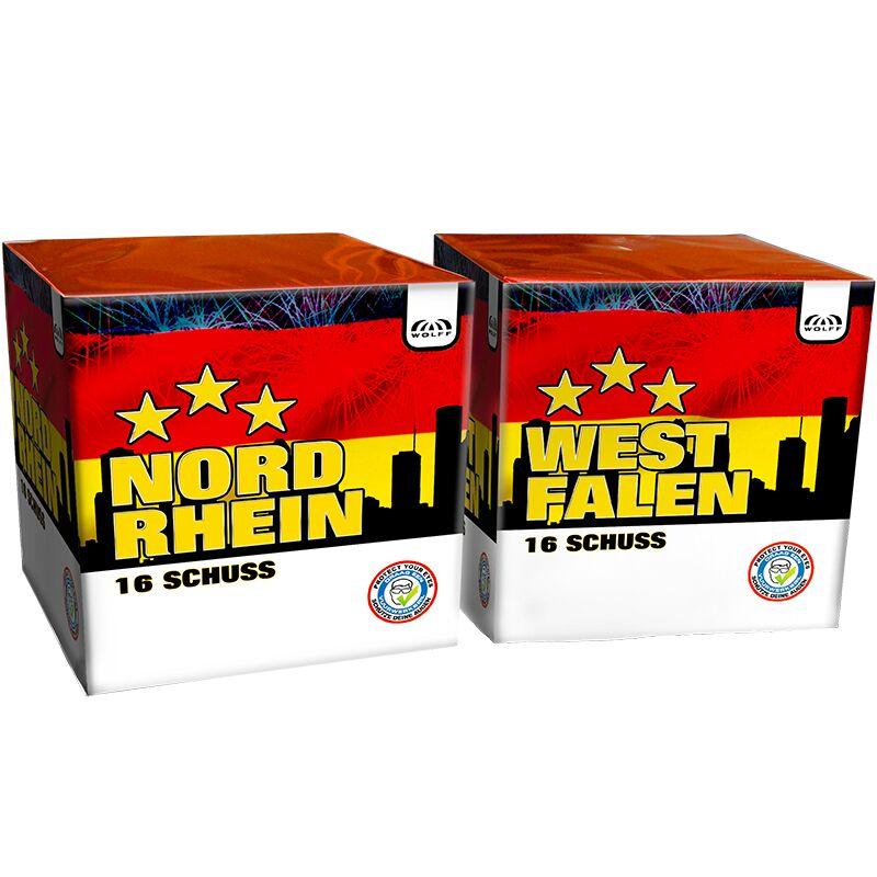Jetzt Nordrhein Westfalen 2x16-Schuss-Feuerwerk-Batterie ab 10.19€ bestellen
