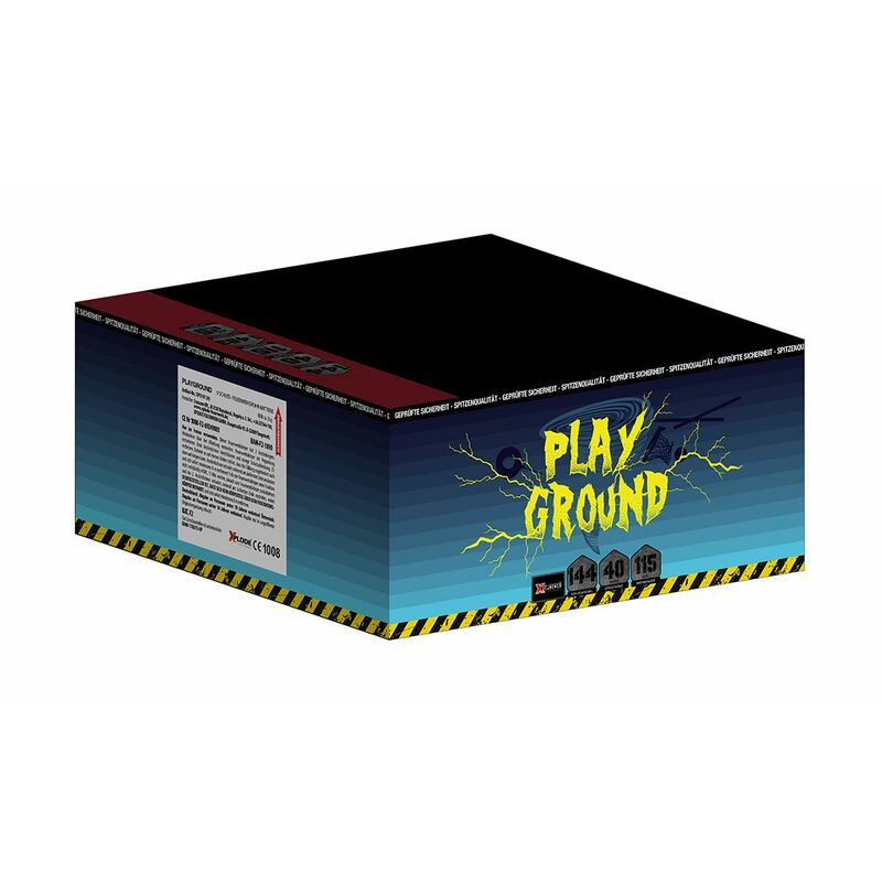 Jetzt Playground 144-Schuss-Feuerwerkverbund ab 89.24€ bestellen